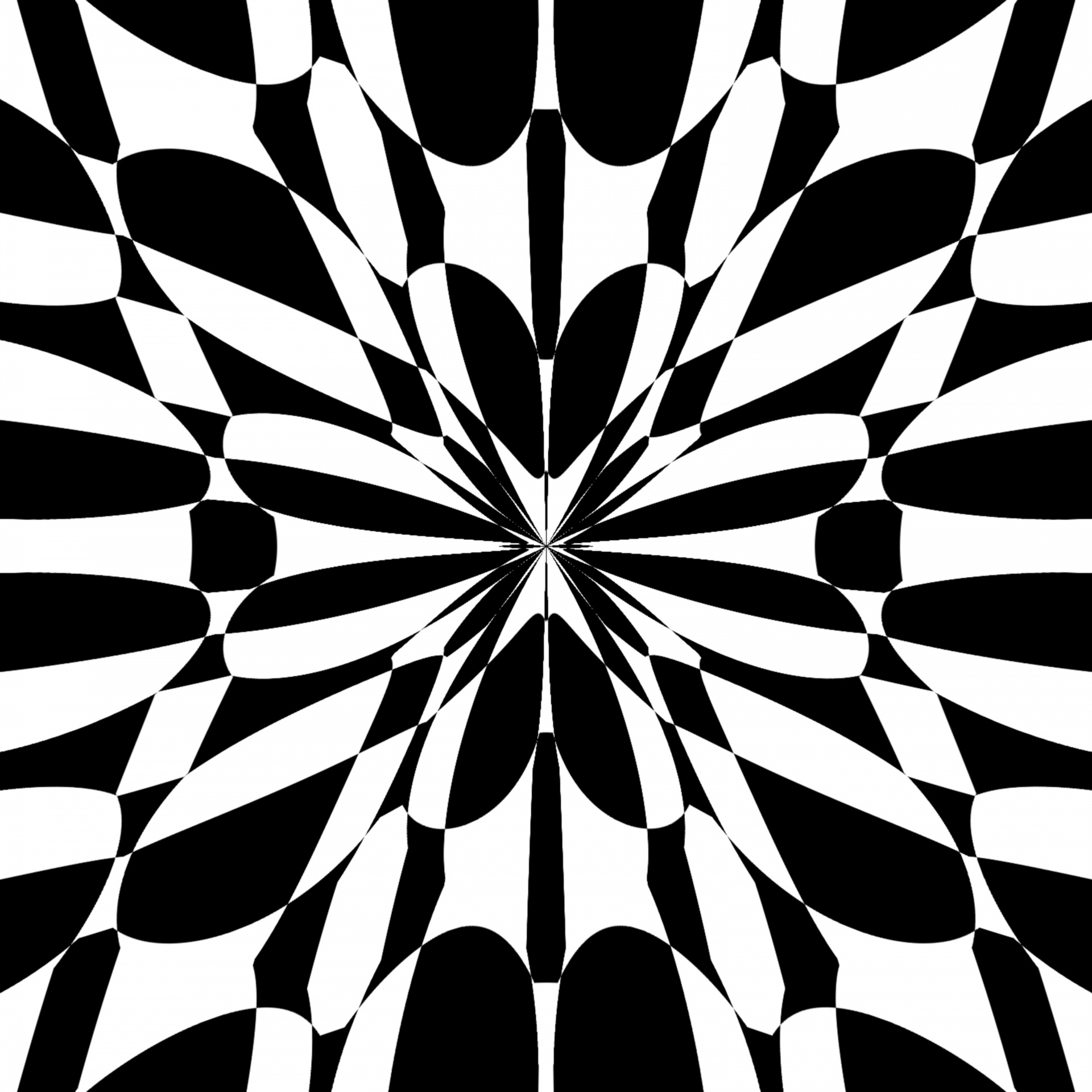 1920x1920 Mirror Checkerboard Free Stock Photo