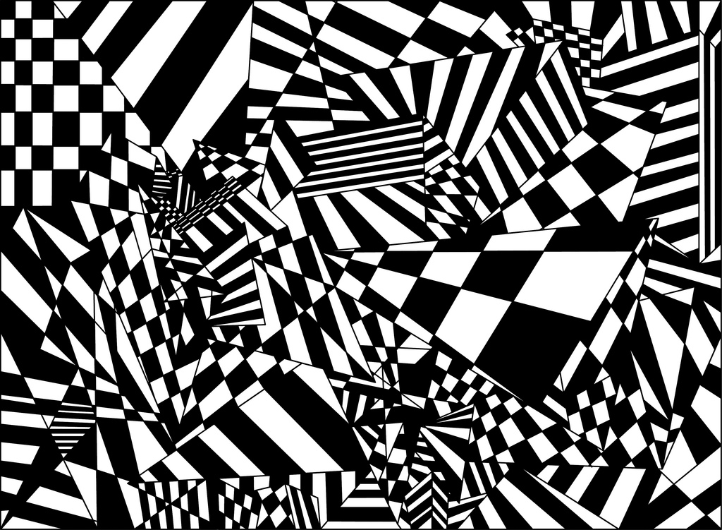 1024x751 The World's Best Photos Of Checkerboard And Drawing