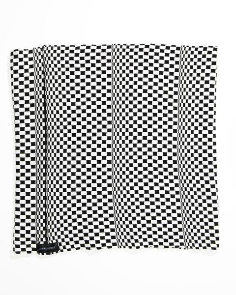 480x600 Checkered Infinity String Theory Scarves