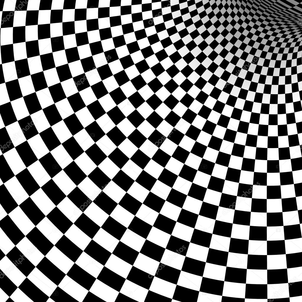 1024x1024 Racing Flags. Background Checkered Flag Formula One Stock Photo