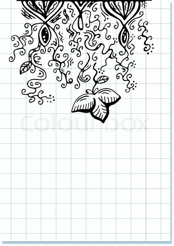 doodle tegninger car