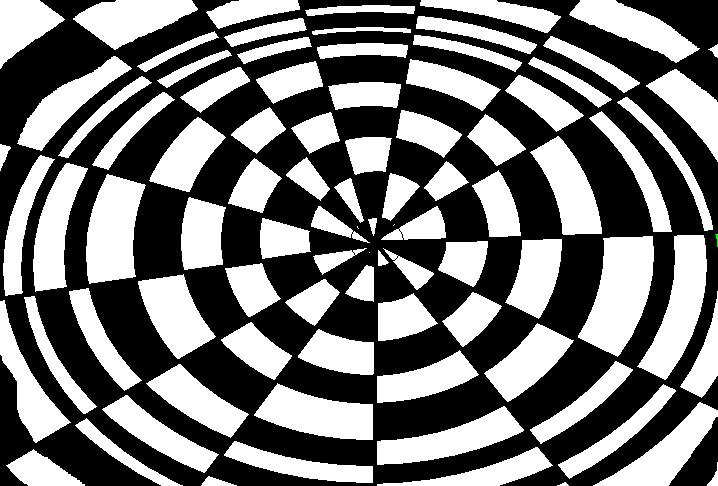 718x486 Black And White Checkered Swirl By Mysticfantasy1996