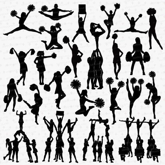 570x570 Best Cheerleading Tattoos Ideas On Cheerleader