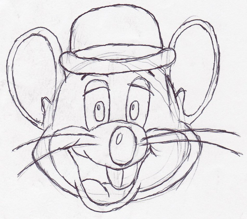 950x841 Chuck E Cheese Sketch By Barrytoon