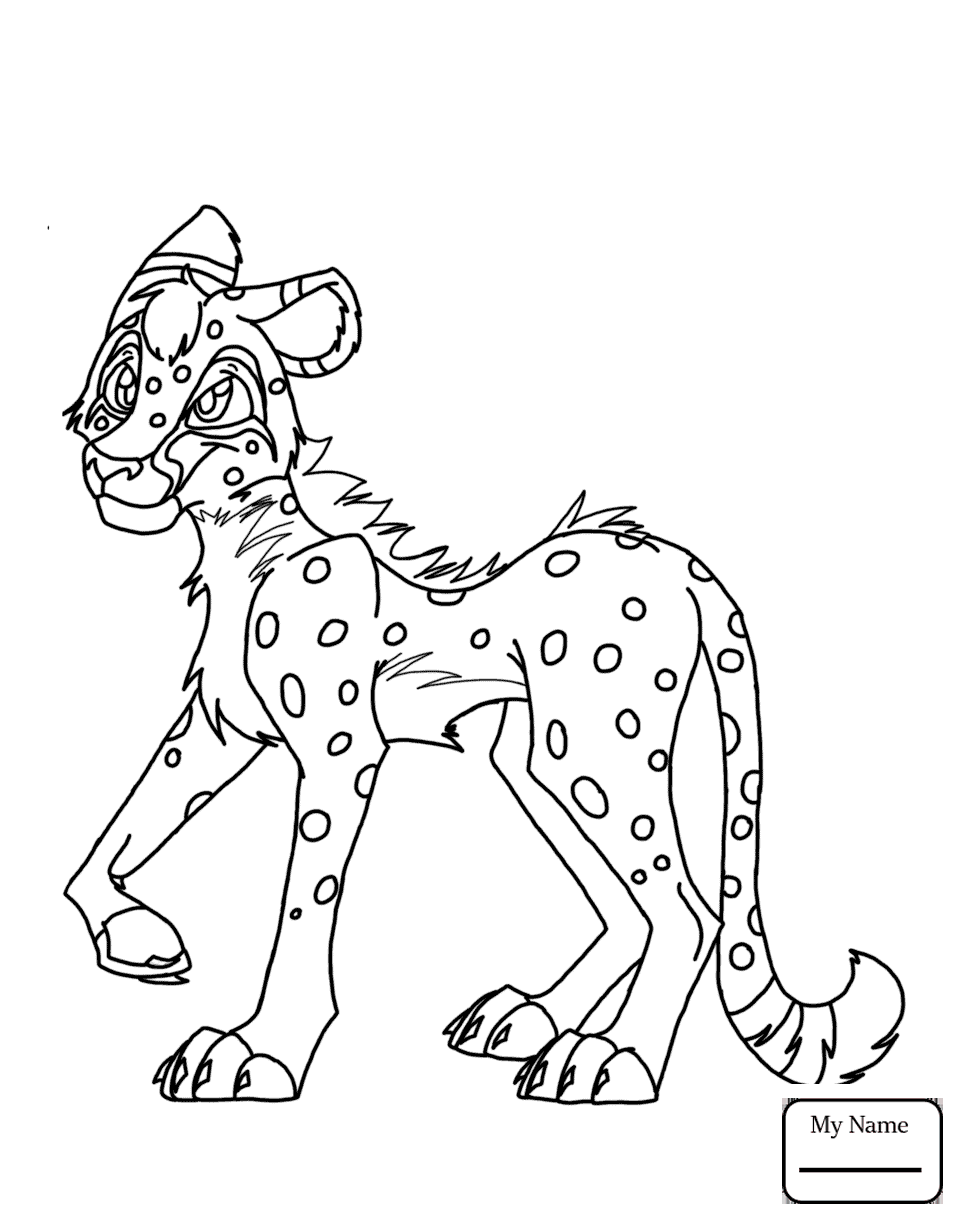 Cheetah Drawing Kids At Getdrawings Com Free For Personal Use
