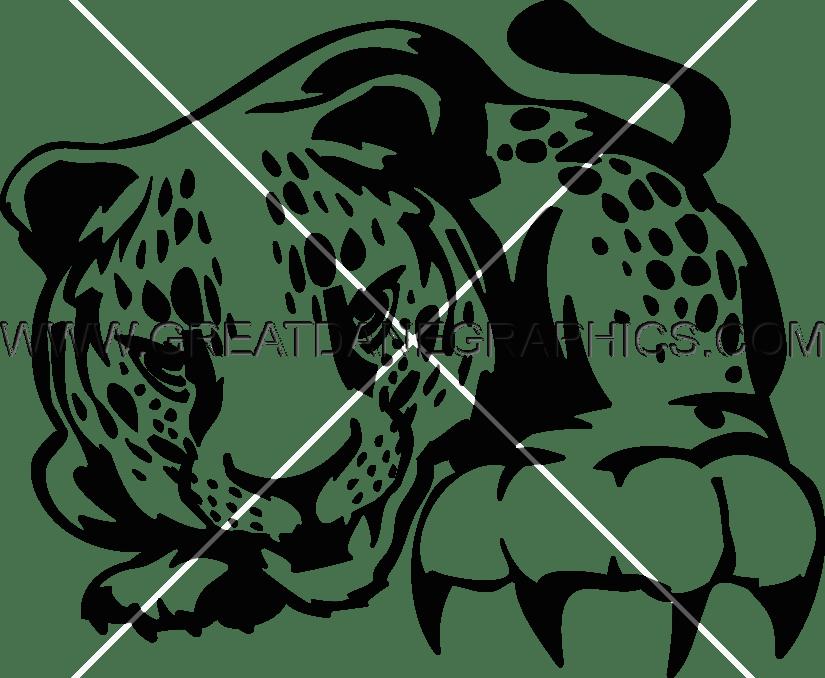 Line Drawing Jaguar : Cheetah print drawing at getdrawings free for personal use