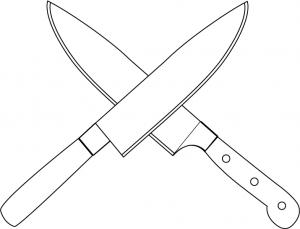 300x229 European Vs Japanese Knives