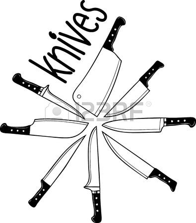 395x450 Knife, Kitchen Knives