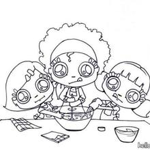 220x220 Cooking Coloring Pages