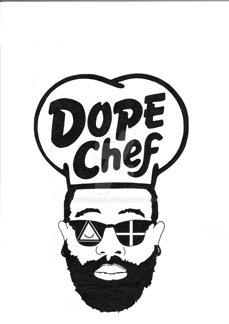 752x1063 Mikill Panedope Chef By Steviebell