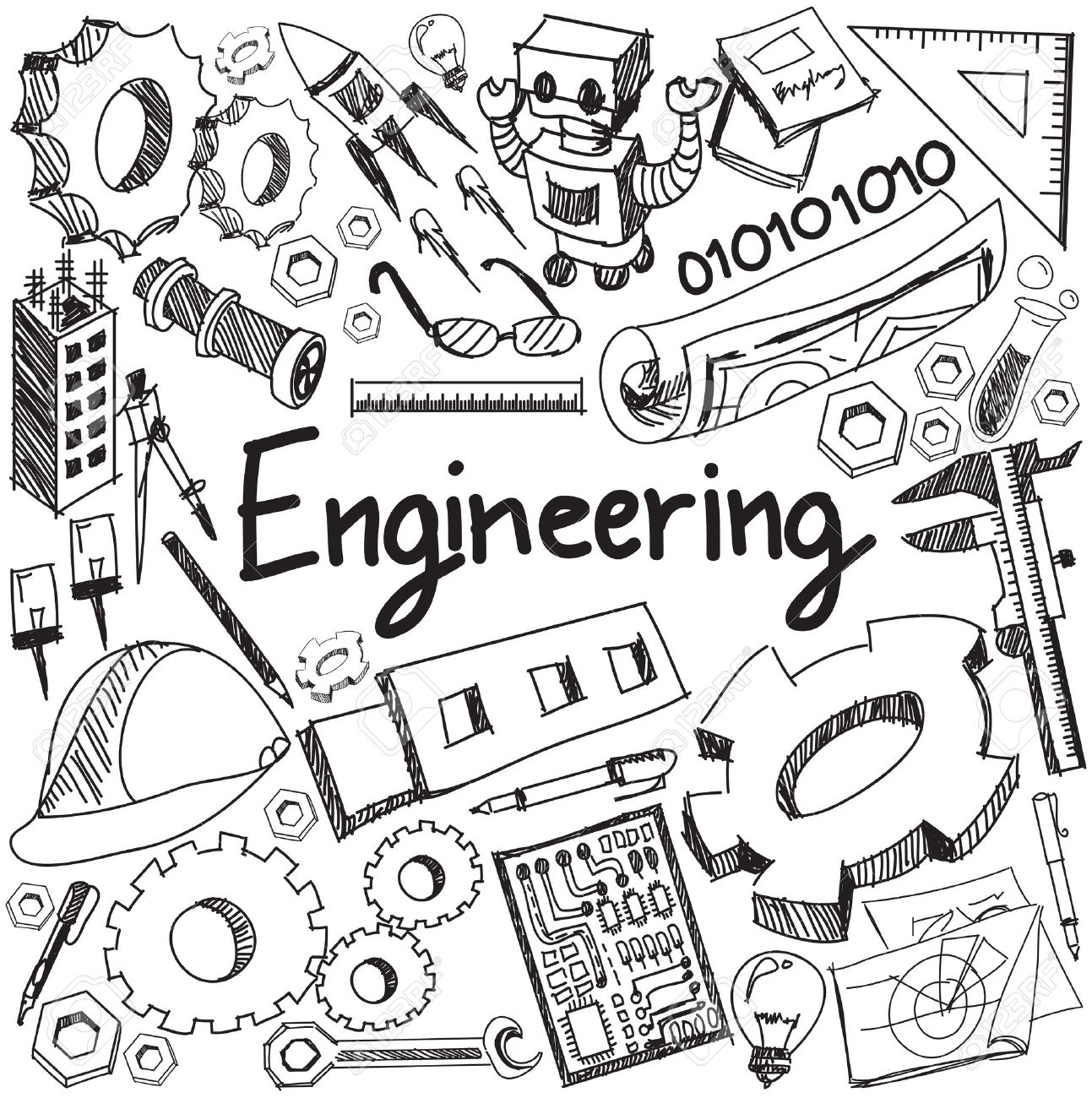 1293x1300 Mechanical, Electrical, Civil, Chemical And Other Engineering