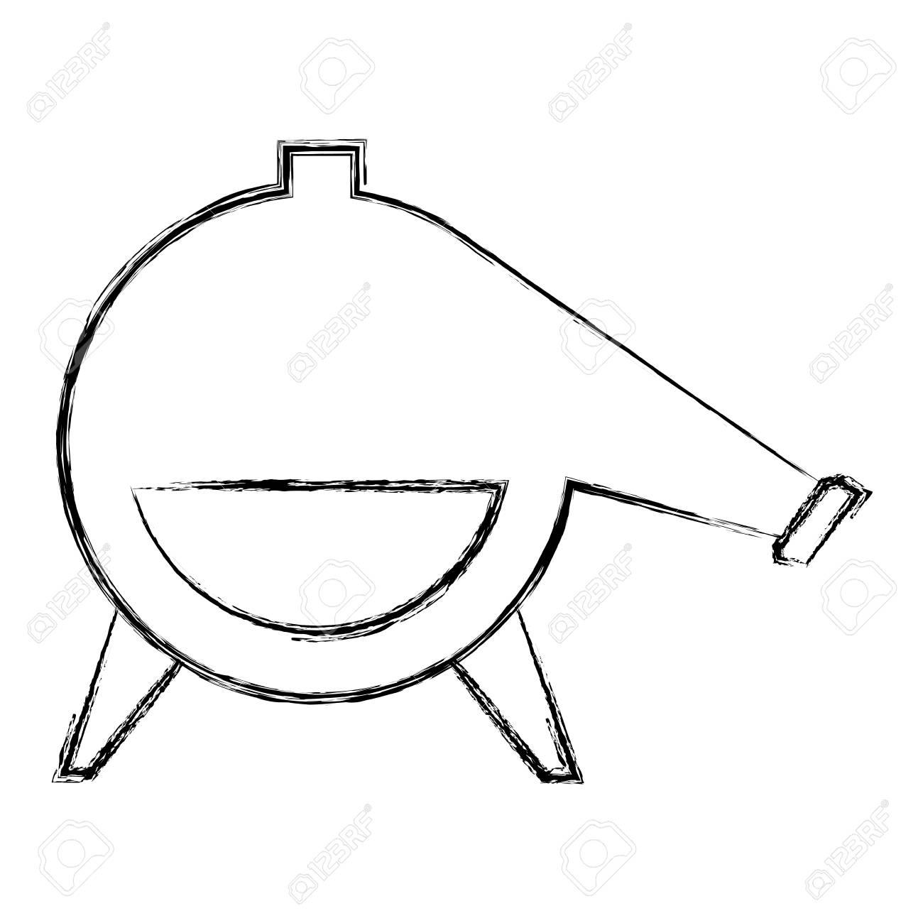 1300x1300 Distillation Flask Chemistry Icon Vector Illustration Graphic