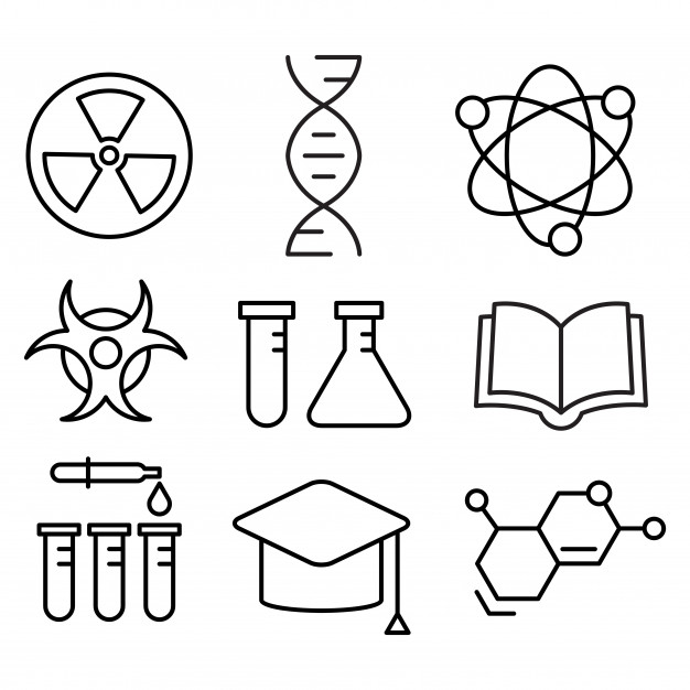 626x626 Labs Chemistry Icon Vector Premium Download