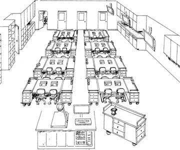 360x300 Pharmacy Practice Lab Renovations