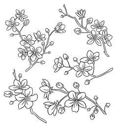 236x258 Weeping Cherry Blossom Tree Tattoo Cherry Blossom Remix By Jen