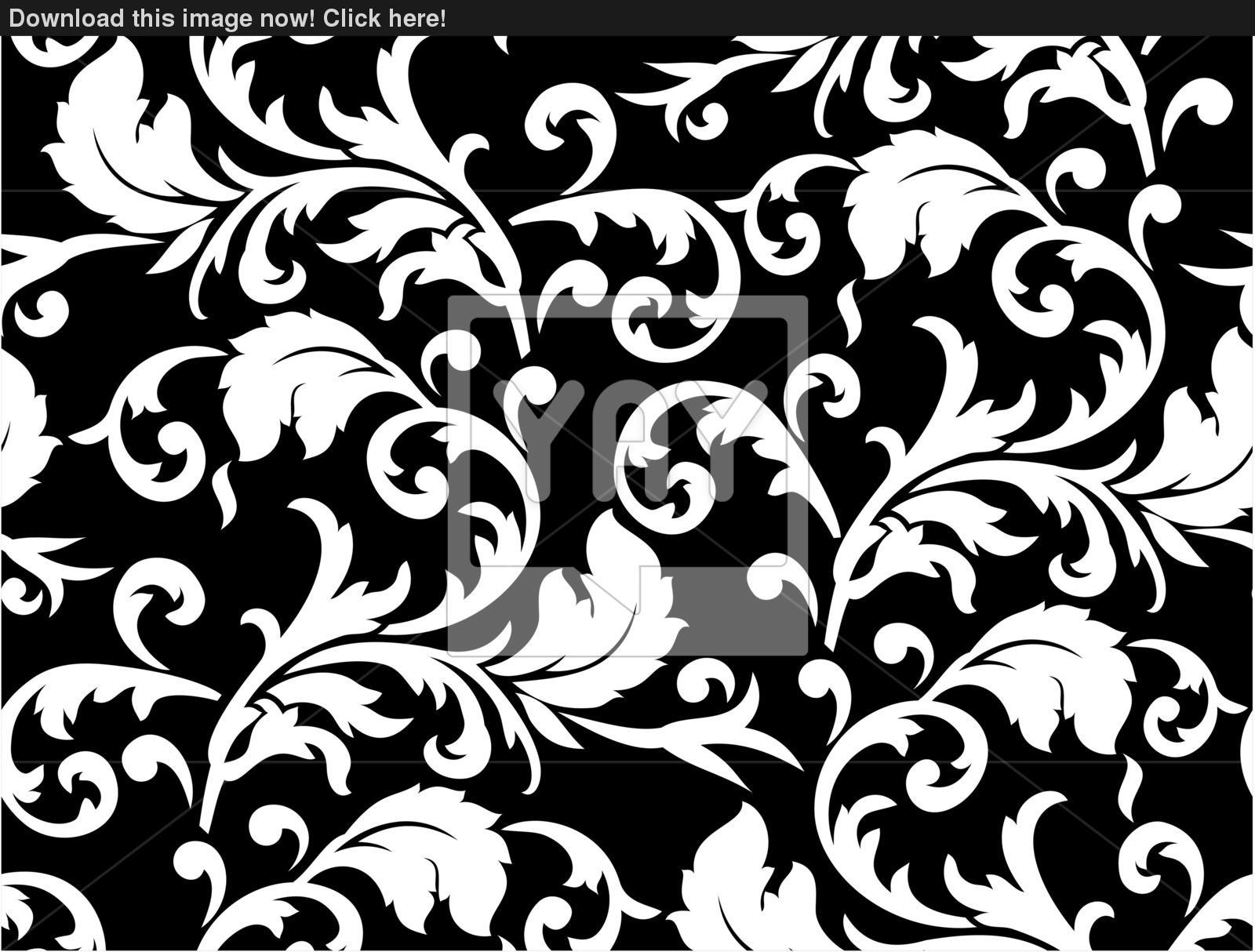 1600x1214 Vintage Vector Damask Floral Brocade Tapestry Wallpaper Background