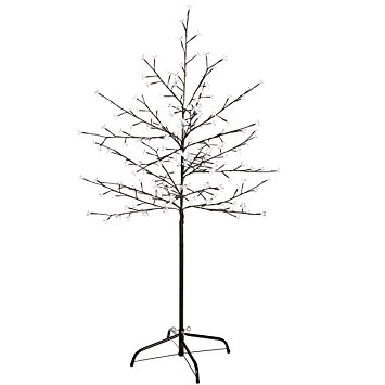 355x355 Werchristmas 5 Ft1.5 M Pre Lit Illuminated Cherry Blossom Tree