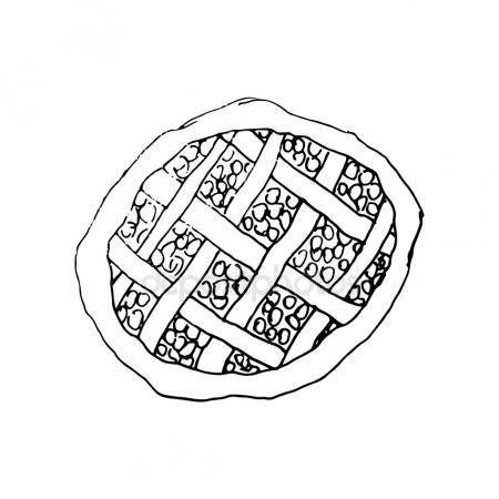 450x450 Pecan Pie Stock Vectors, Royalty Free Pecan Pie Illustrations