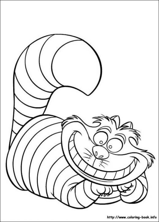 Cheshire Cat Smile Drawing at GetDrawings.com | Free for personal ...