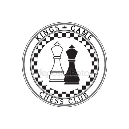 450x450 Chess Pieces Business Sign Amp Corporate Identity Template For Chess