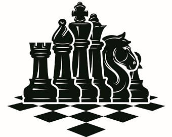 340x270 Chess Pieces Svg Etsy