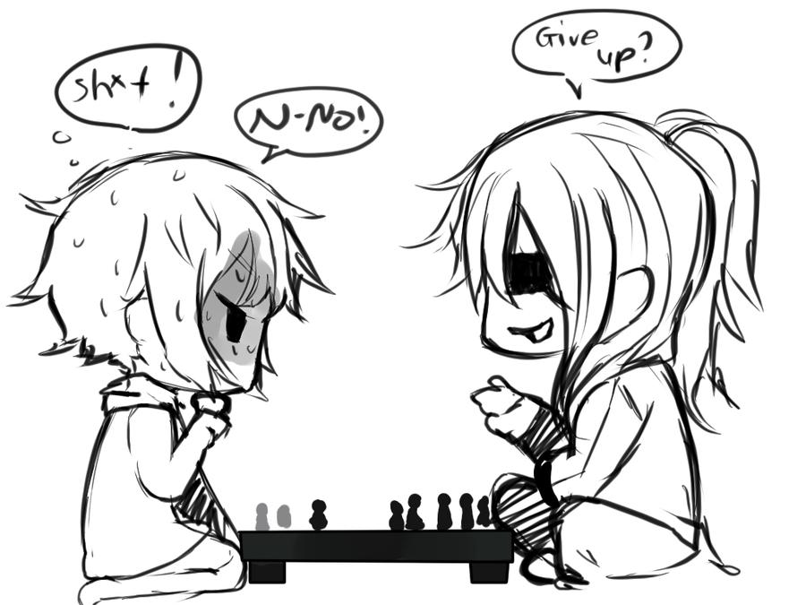 900x675 Play Chess Utau By Nageko San