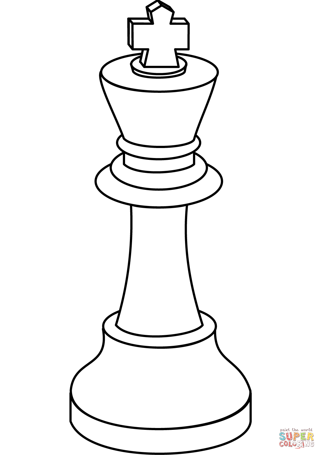 1060x1500 List Of Synonyms And Antonyms Of The Word King Chess Piece Drawing