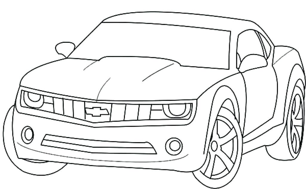 1024x633 Chevy Coloring Pages X Chevy Camaro Printable Coloring Pages