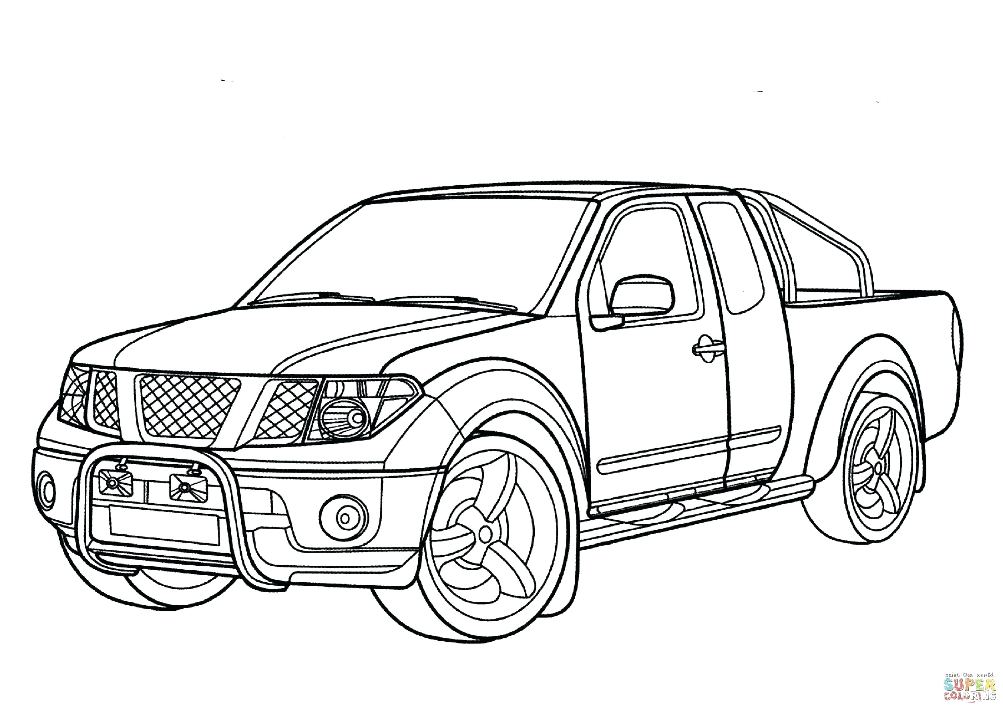 3508x2480 Coloring Chevrolet Coloring Pages