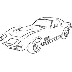 236x236 First Appearance Of Corvette Stingray