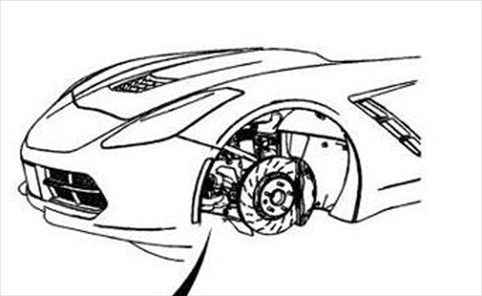 The Best Free Corvette Drawing Images Download From 50 Free