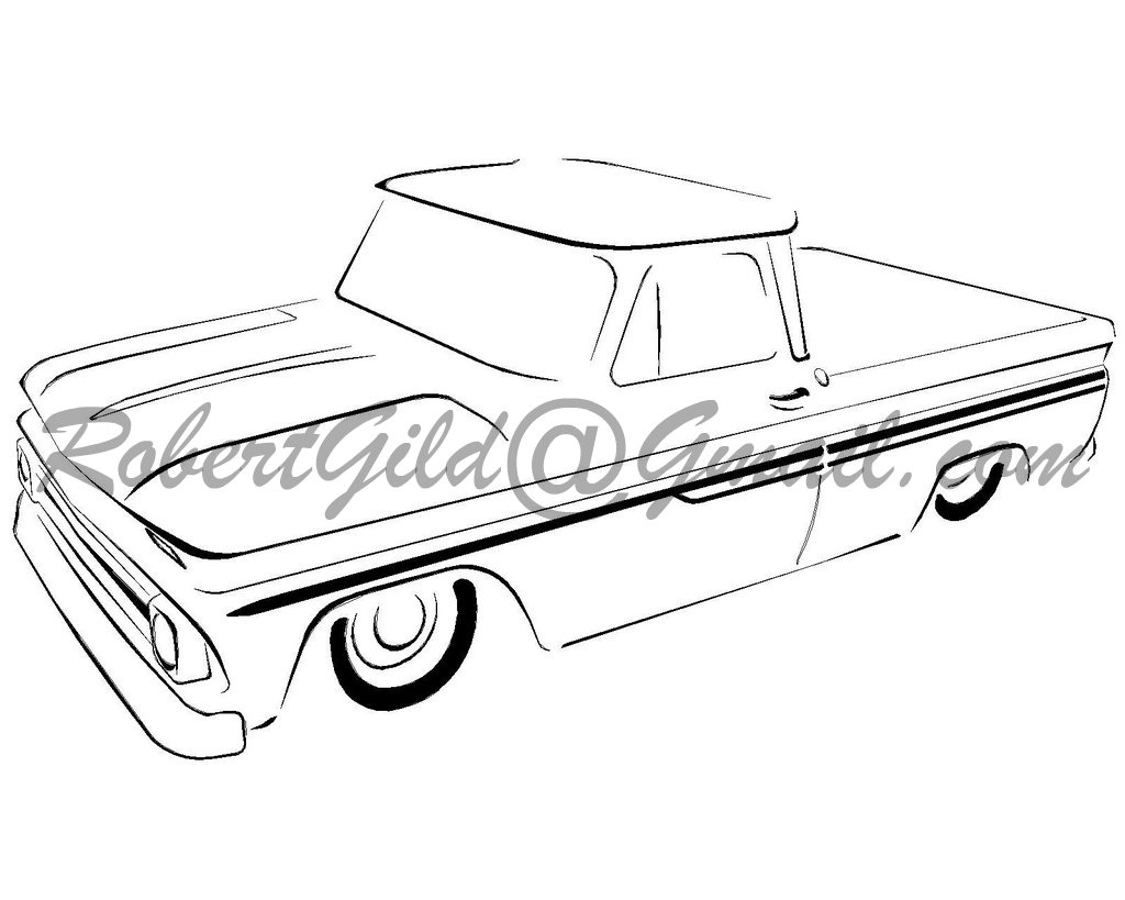 chevy c10 drawing at getdrawings free for personal use chevy LS3 7 58T Wiring Harness 1024x819 the world s newest photos of c10 and short