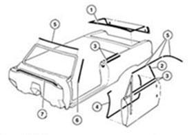 281x195 1969 Camaro Parts