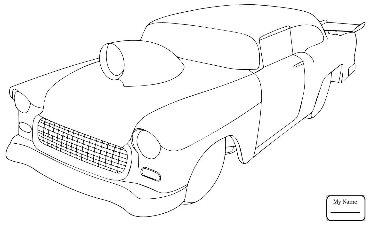 1530x929 Chevrolet Chevrolet Camaro Transport Coloring Pages For Kids