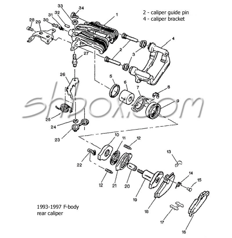 1990 Chevy Sensors Diagram