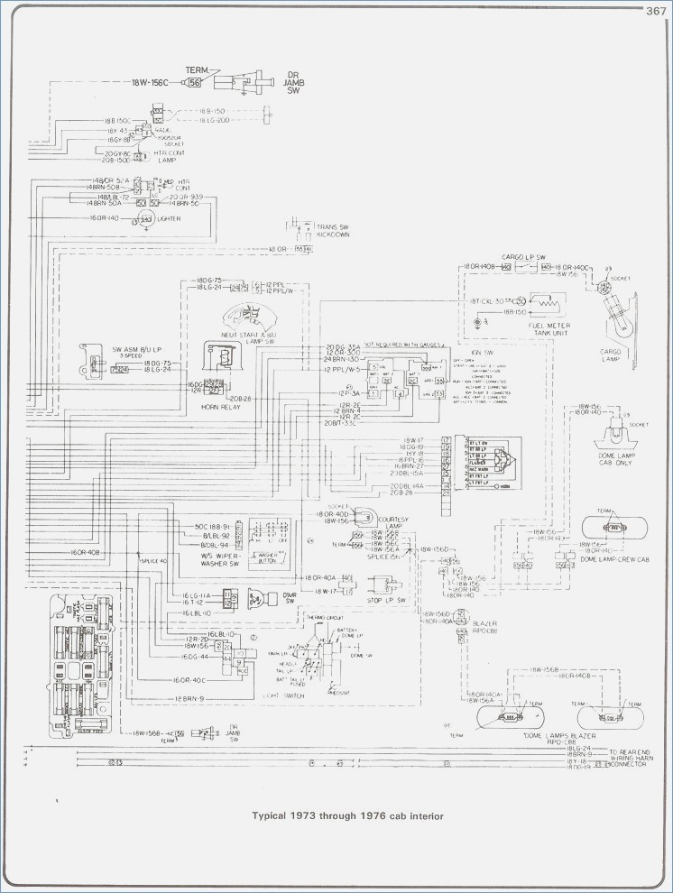 87 Chevy Fuse Diagram Diagram Wiring Diagram Schematic