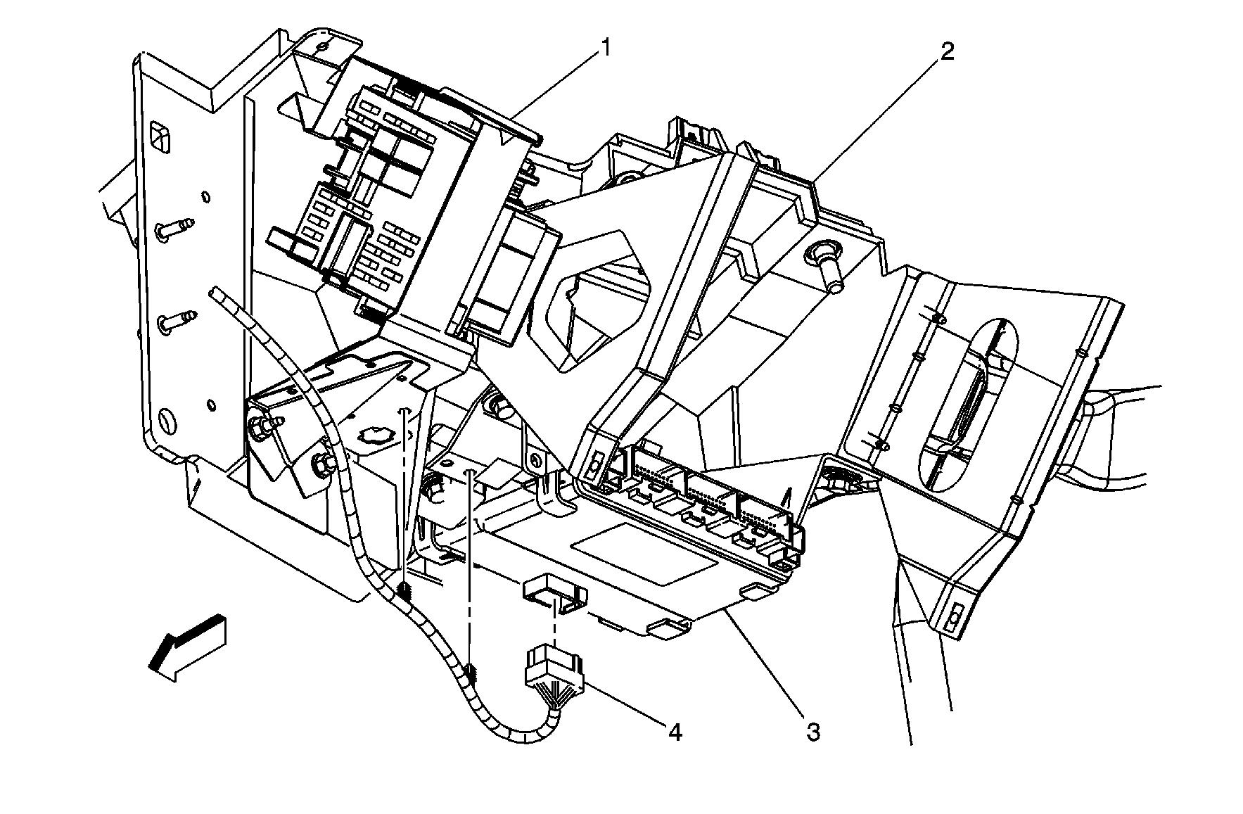 Chevy Silverado Drawing At Free For Personal Use 1999 Light Wiring Diagram 31 About Remodel 2003 1767x1157 Bcm Basics 101 03 06
