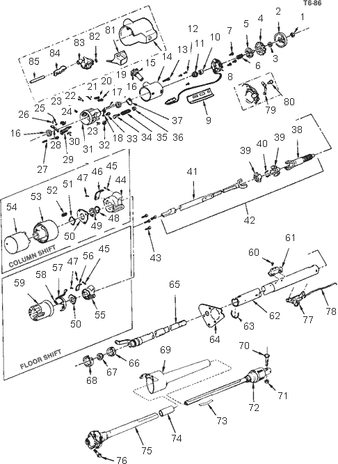 1988 chevrolet c1500 wiring diagram 1992 c1500 steering diagram chevy silverado drawing at getdrawings.com | free for ... #14