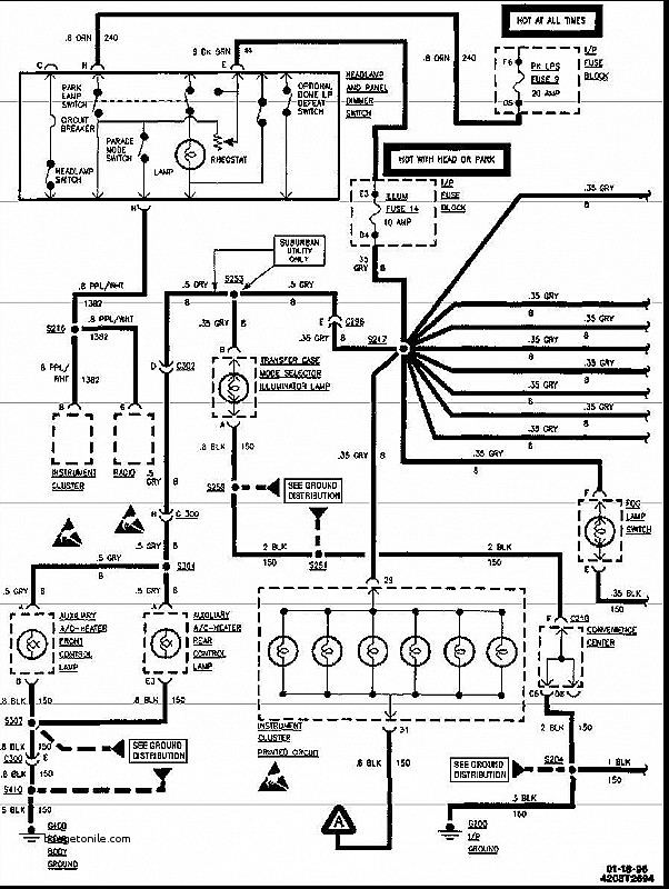 hitch wiring diagram
