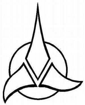 300x368 Star Trek Borg Emblem Decal