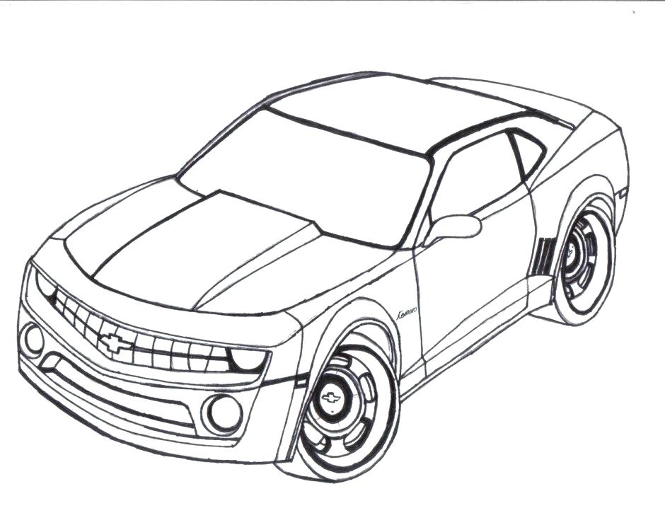 940x749 Chevrolet Coloring Pages Caprice Coloring Book Page Classic Chevy