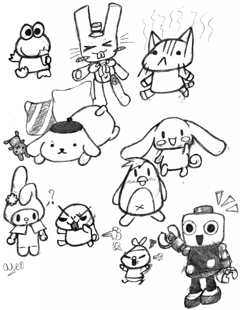 792x1024 Chibi Animal Drawings Chibi Animal Drawings Chibi Animals