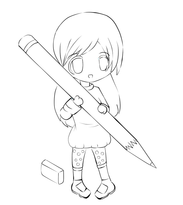 631x707 chibi drawing by hatsunemikucv16 on deviantart