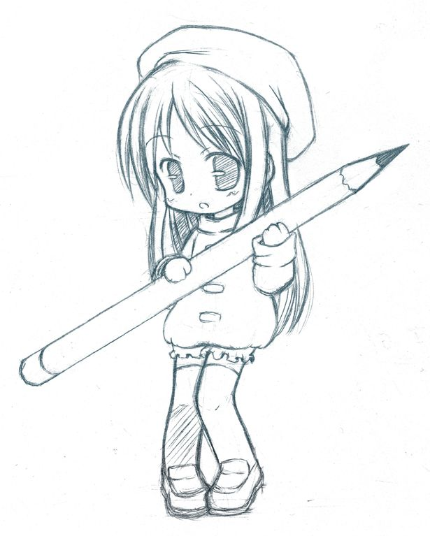 615x767 Drawing Chibi, Anime And Drawings