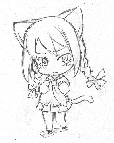 398x497 random chibi 13 by catplus on deviantart