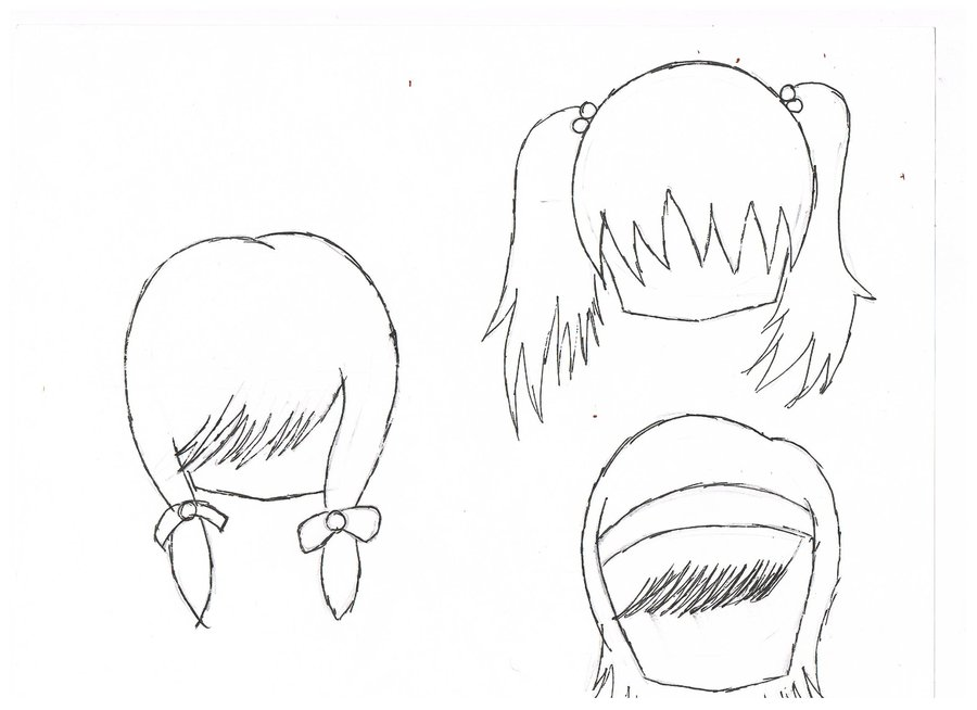 900x654 Chibi Girl Hairstyles