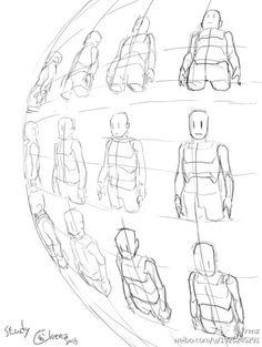 236x313 Como Desenhar Roupas ~ Draw Project Roupas Manga