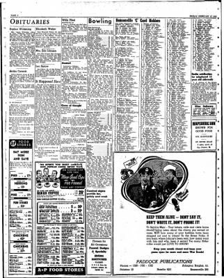 322x400 Daily Herald From Chicago, Illinois On February 12, 1943 Page 24