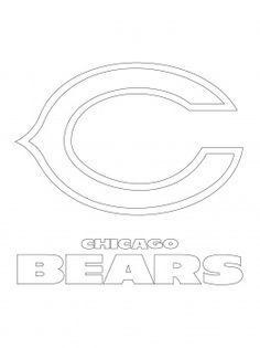 Chicago Bears Drawing At Getdrawings Com Free For Personal