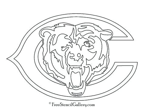 bears helmet coloring pages - photo#10